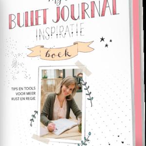 mijn bullet journal inspiratiepakket d omslag